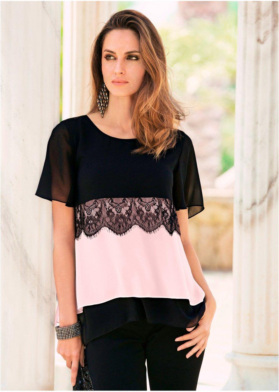 48630c2a7d Camicie e bluse da donna 👚 Eleganti e femminili   bonprix
