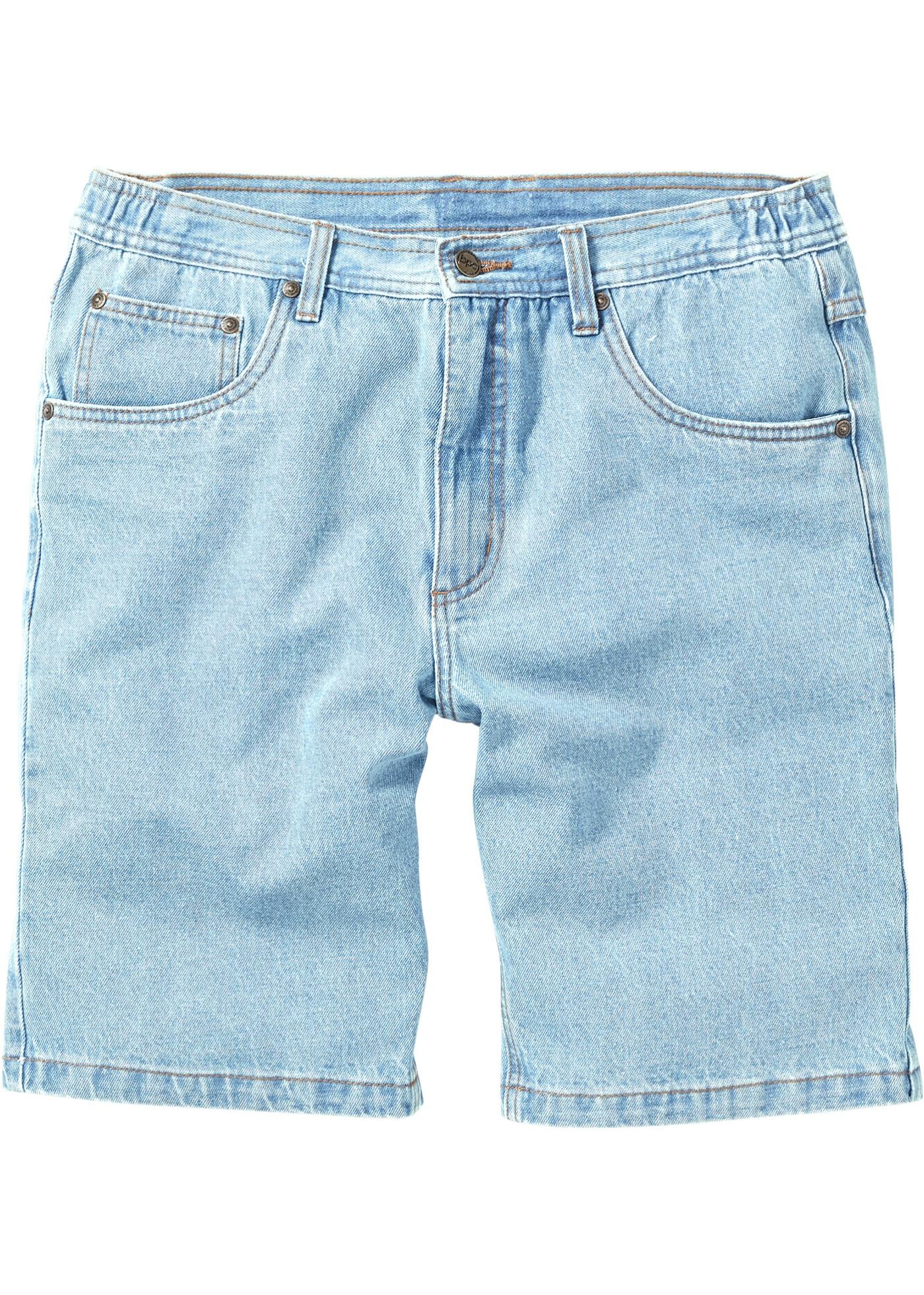 Bermuda di jeans classic fit (Blu) - John Baner JEANSWEAR (2209593309)
