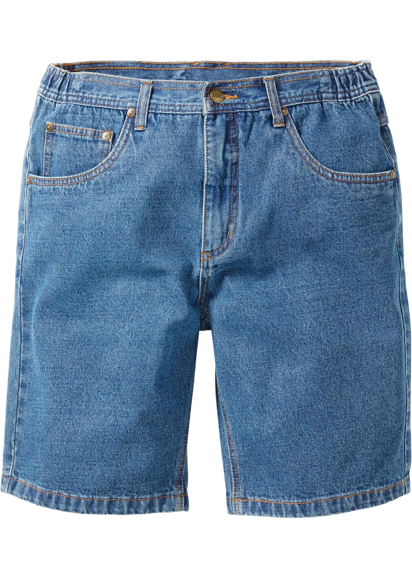 Bermuda di jeans classic fit (Blu) - John Baner JEANSWEAR (2254984083)