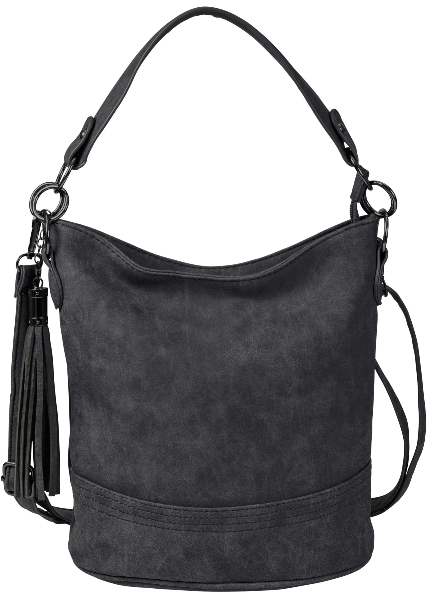 Borsa a tracolla (Nero) - bpc bonprix collection