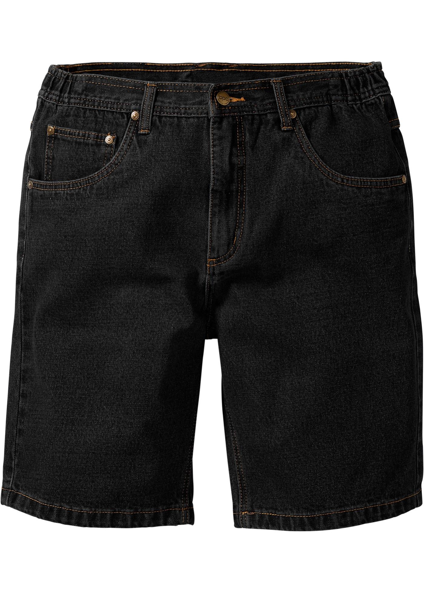Bermuda di jeans classic fit (Nero) - John Baner JEANSWEAR (2473050485)