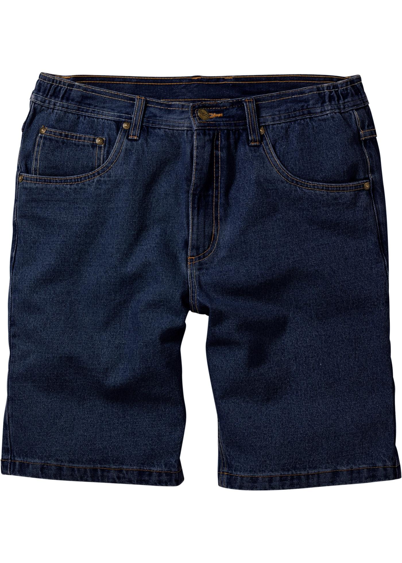 Bermuda di jeans classic fit (Blu) - John Baner JEANSWEAR (2473050483)