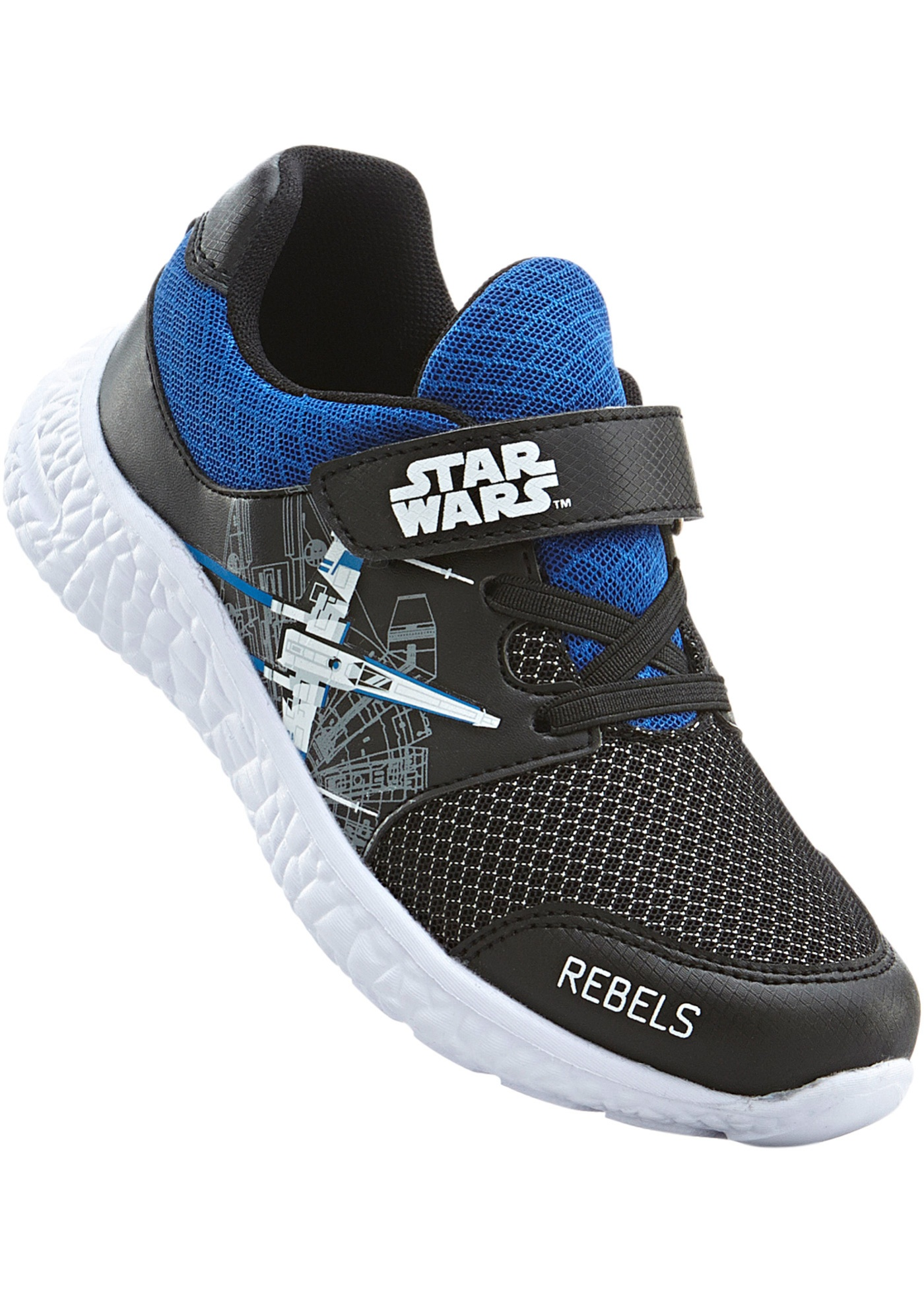 Sneaker Star Wars (Nero) - Star Wars