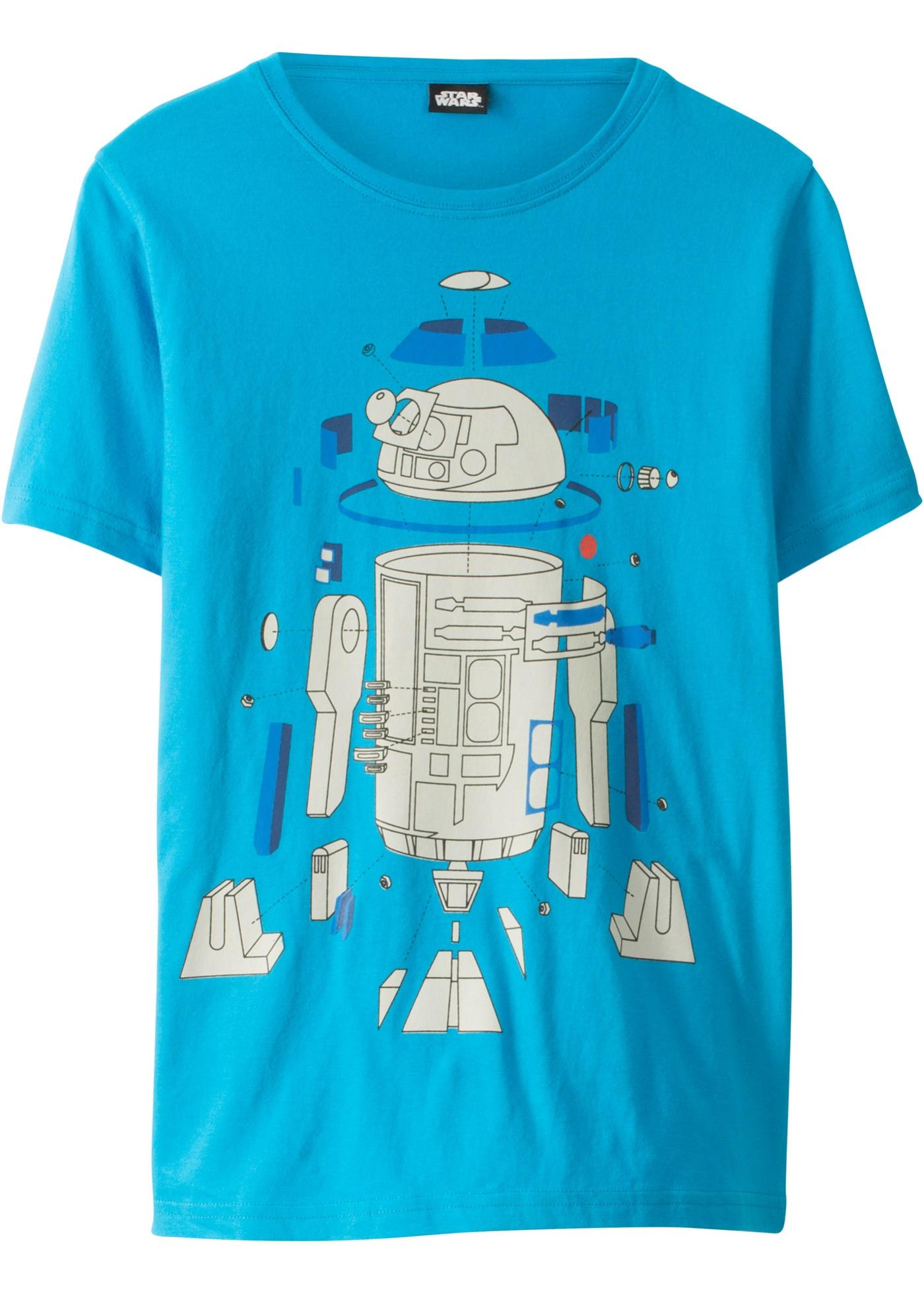 T-shirt Star Wars (Blu) - Star Wars