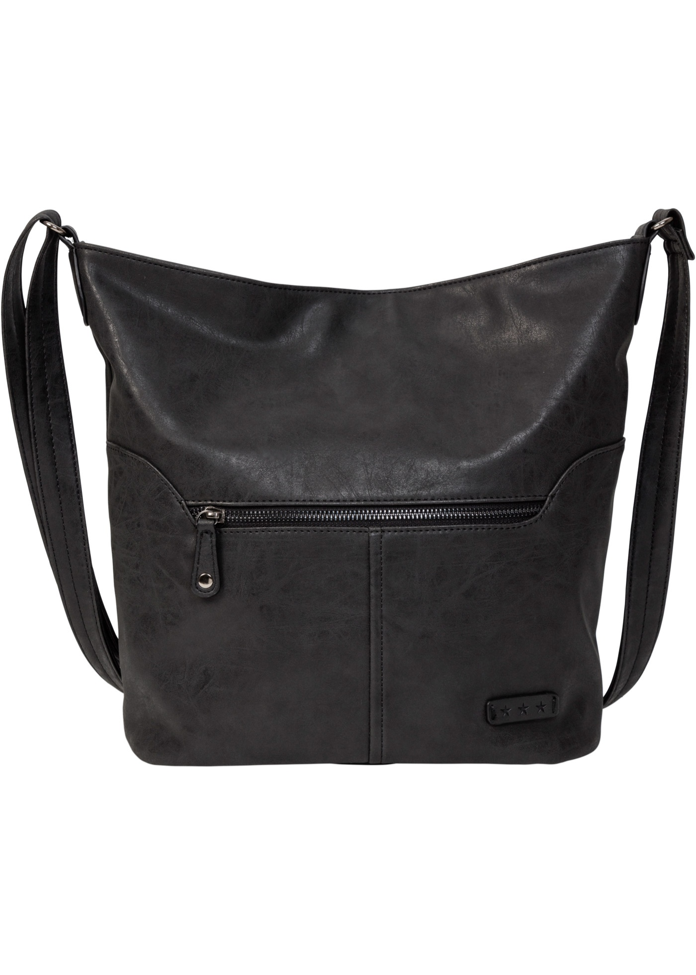 Borsa a tracolla Vintage (Nero) - bpc bonprix collection