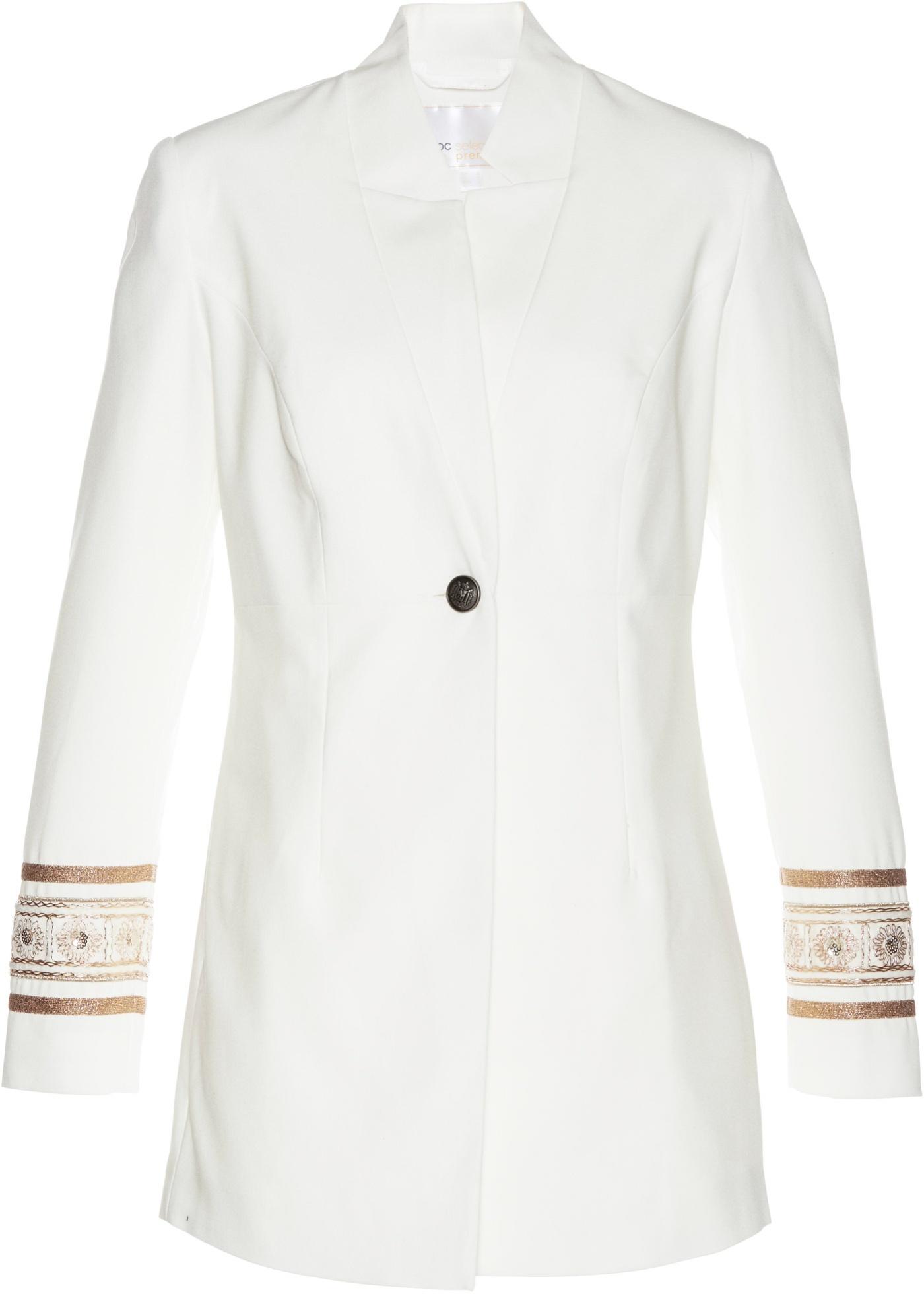 Blazer lungo (Bianco) - bpc selection premium