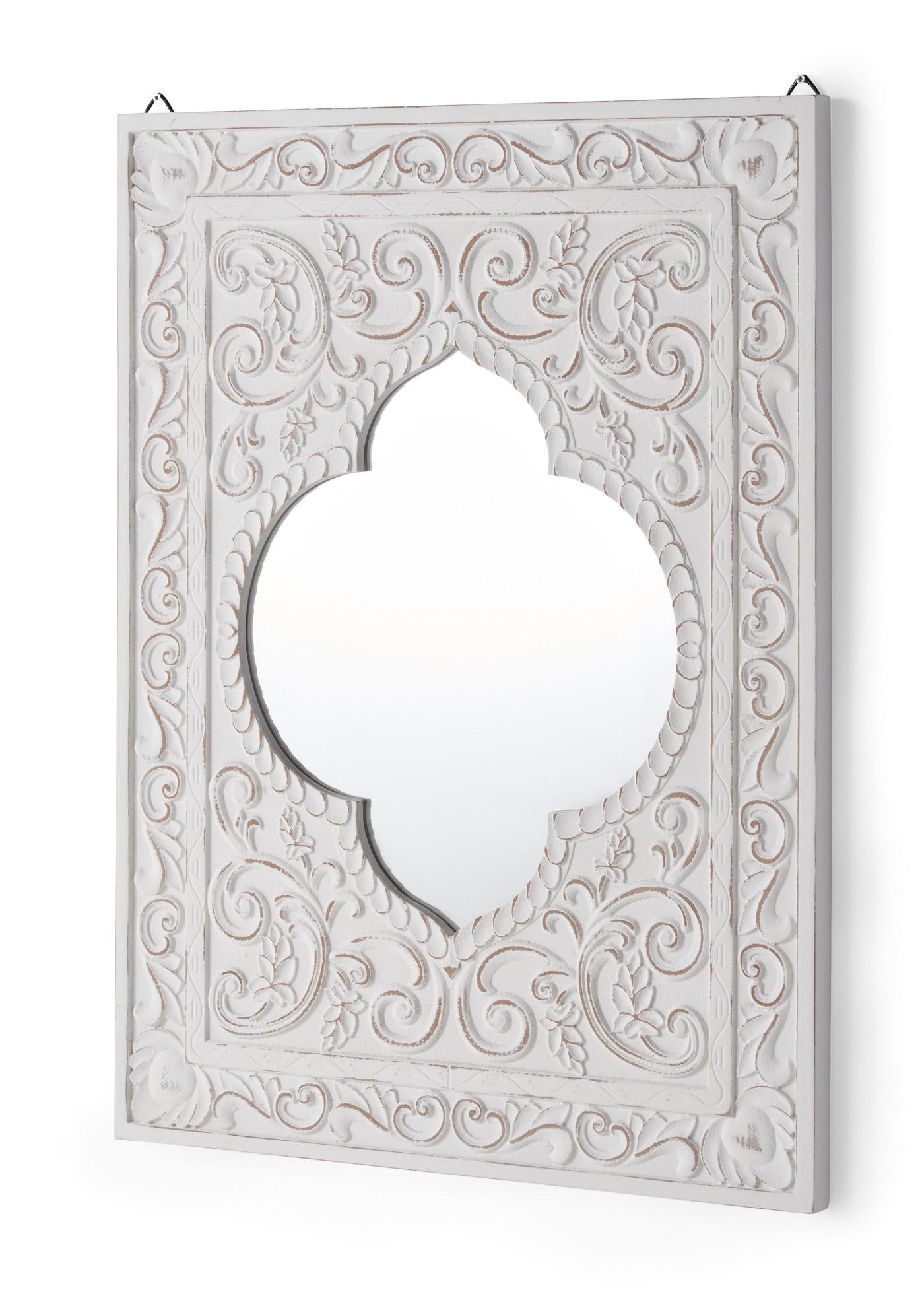 Specchio prestige bianco for Bonprix mobili ingresso