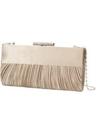 Pochette con arricciature, bpc bonprix collection