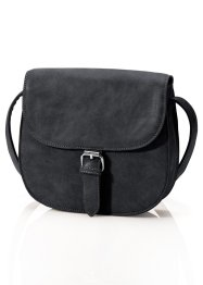 Borsa a tracolla, bpc bonprix collection, Nero