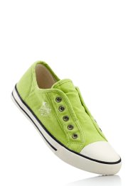 Sneaker, bpc bonprix collection, Lime