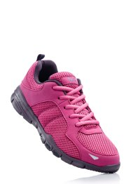 Sneaker, bpc bonprix collection, Fucsia / prugna