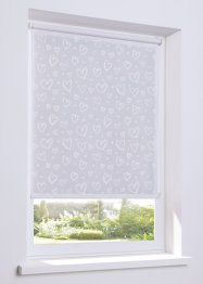 Tenda a rullo filtrante con cuori, bpc living bonprix collection
