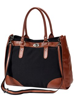 Borsa, bpc bonprix collection, Nero / marrone