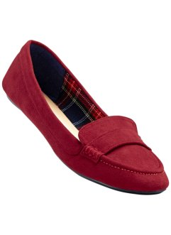 Mocassino, bpc bonprix collection, Rosso