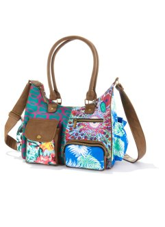 "Borsa a tracolla ""Patch"" medium, bpc bonprix collection"