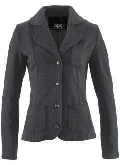 Blazer in felpa, bpc bonprix collection