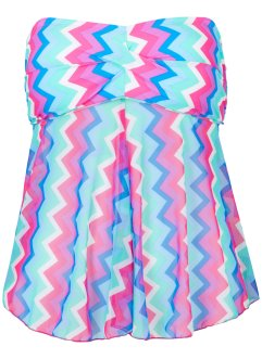 Top per tankini, RAINBOW
