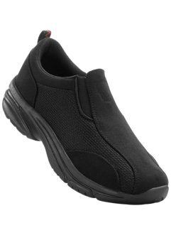 Mocassino comodo, bpc selection, Nero