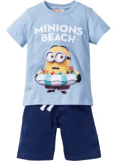 "T-shirt ""MINIONS"" + bermuda  (set 2 pezzi), Despicable Me 2"