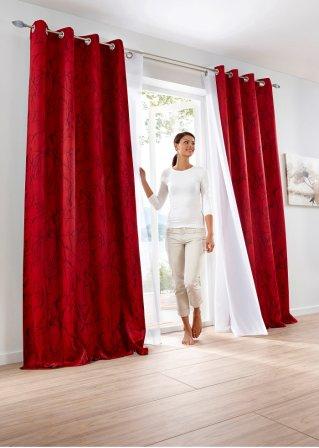Tende oscuranti per la stanza da letto bonprix - Bonprix casa tende ...