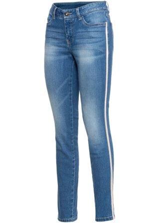 Soft TOUCH COLORATI Jeans Attillati Rosa Grigio Verde Acqua Blu Nero Rosso Giallo 4 Lunghezze