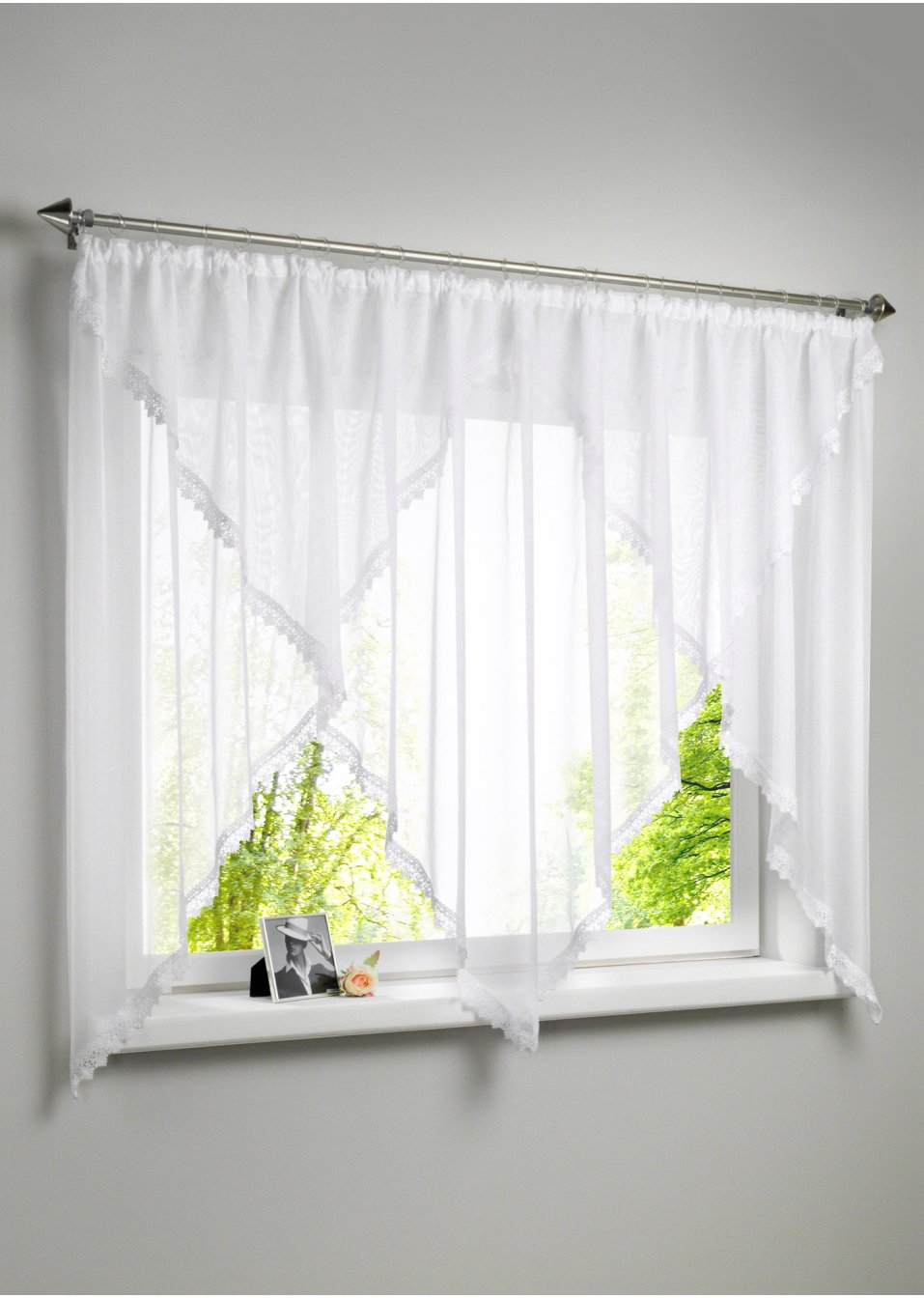 tenda lissy fettuccia arricciatenda bianco. Black Bedroom Furniture Sets. Home Design Ideas