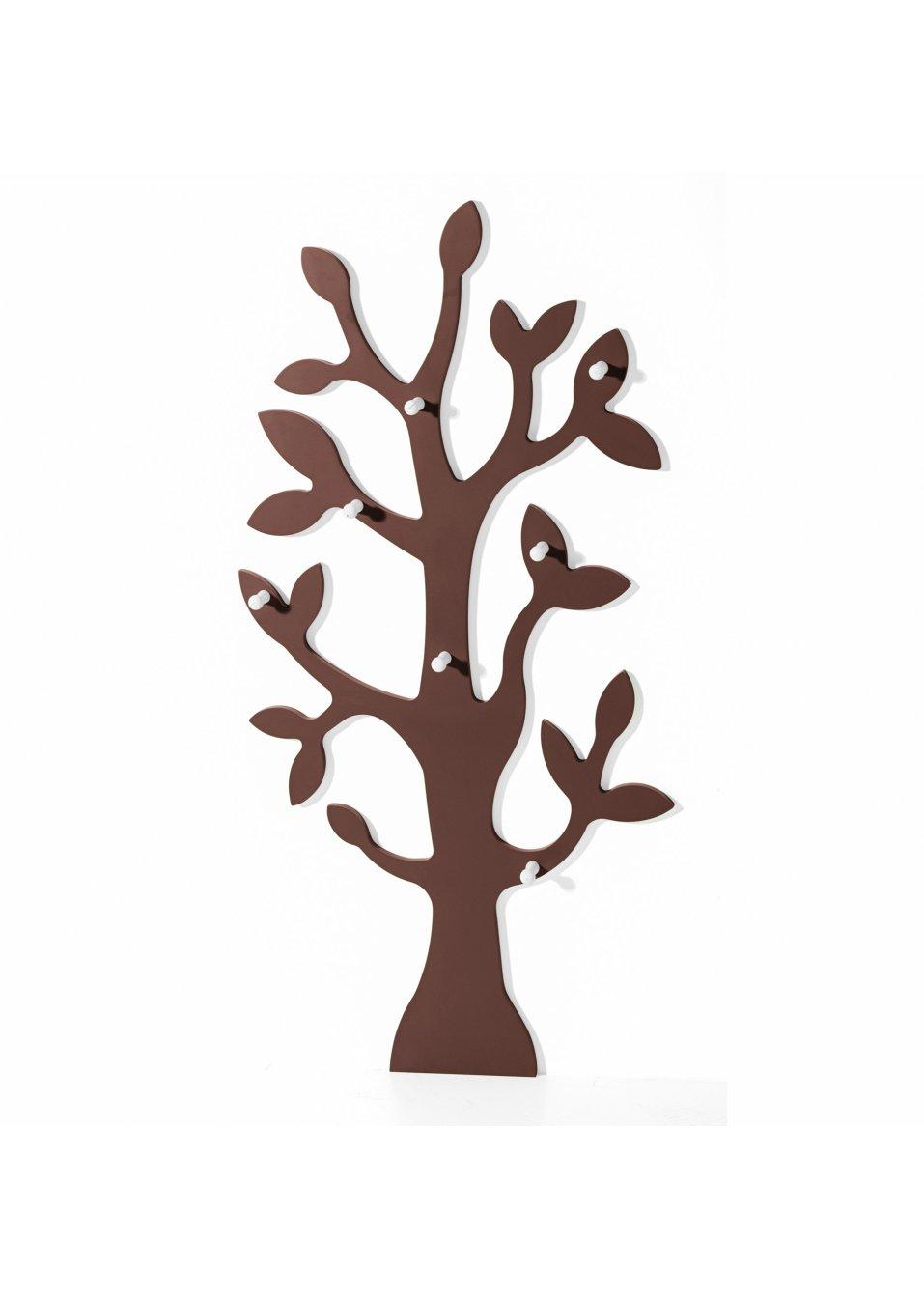 appendiabiti albero marrone bpc living ordina online. Black Bedroom Furniture Sets. Home Design Ideas