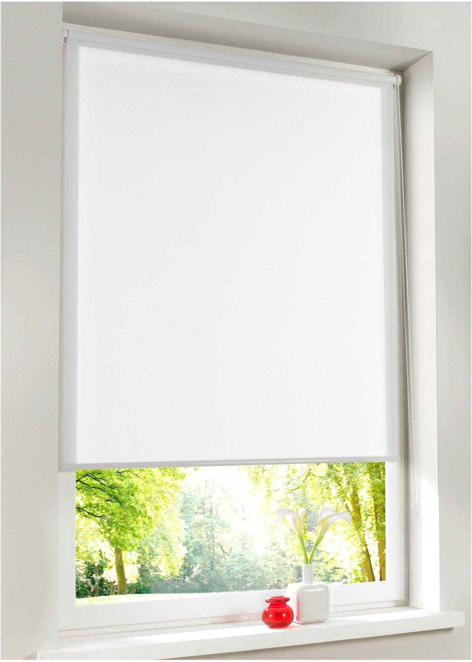 Tenda a rullo klemmfix bianco casa - Bonprix casa tende ...