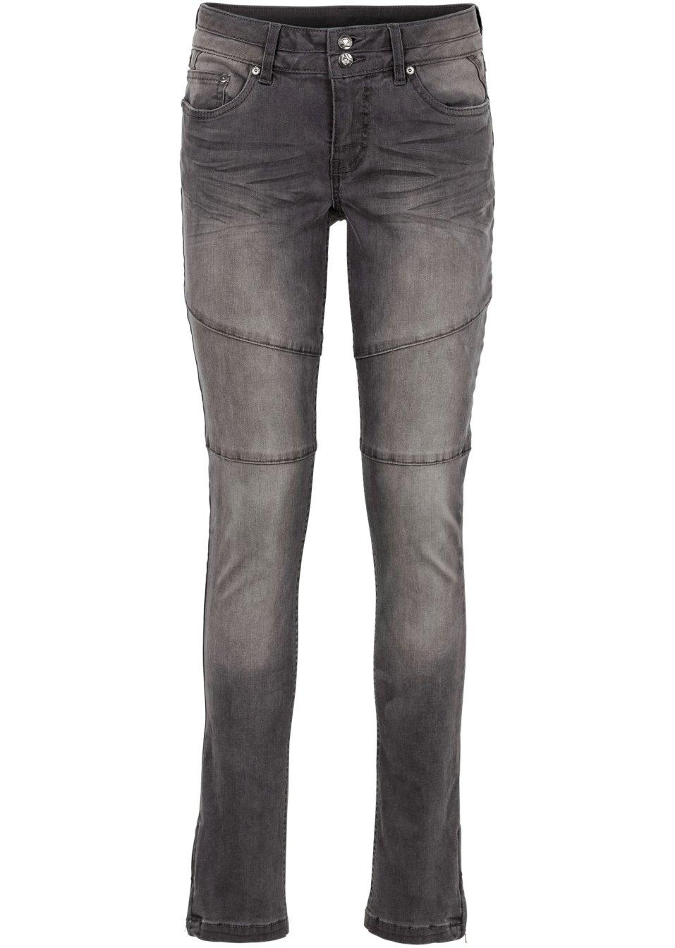 Jeans boyfriend grigio denim donna for Raumgestaltung jean grigo