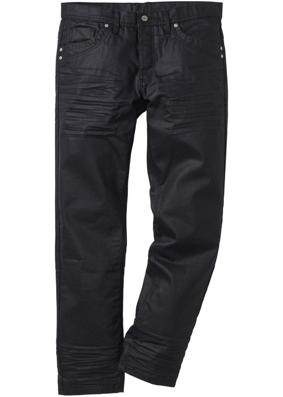 jeans straight nero uomo rainbow. Black Bedroom Furniture Sets. Home Design Ideas