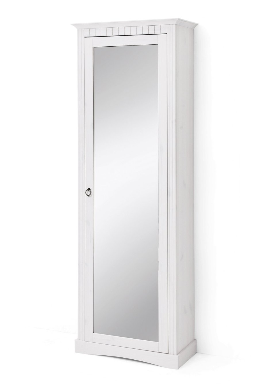 Scarpiera con specchio napoli bianco bpc living acquista online - Scarpiera con specchio ...
