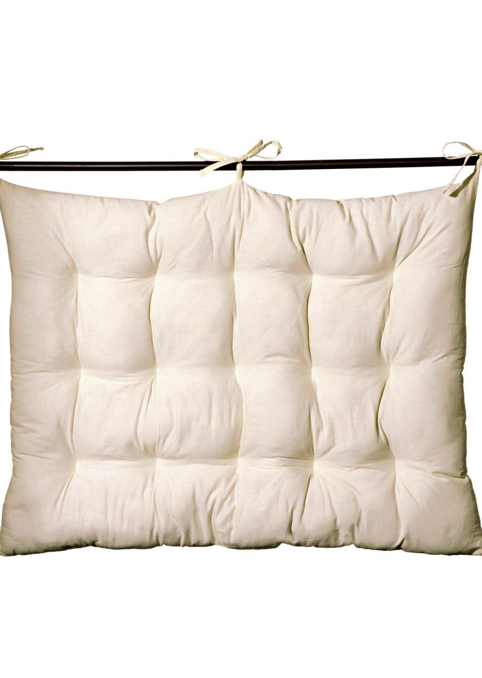 Testata letto cuscini idee per la casa for Cuscini letto ikea