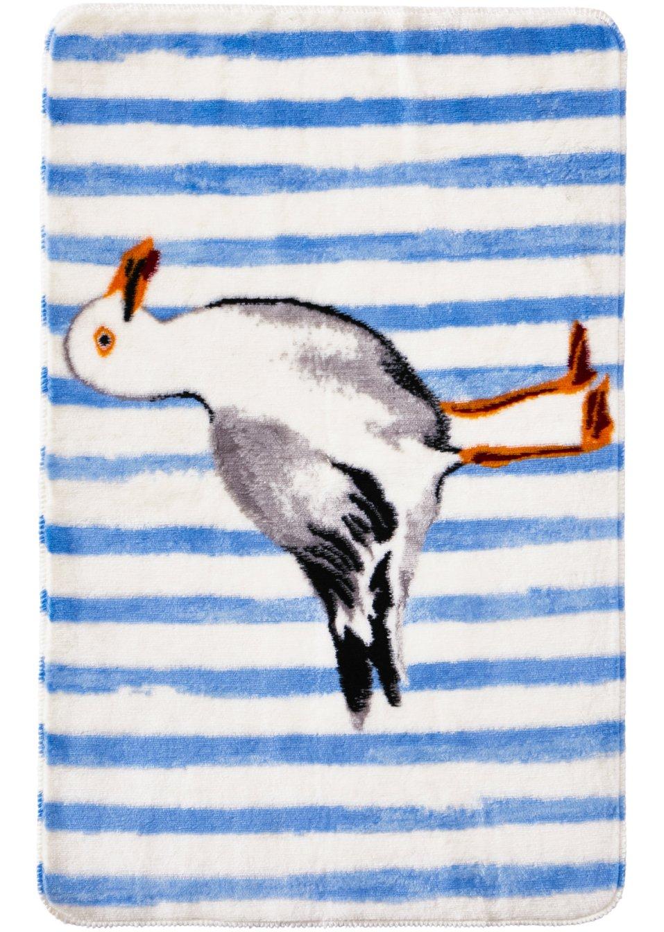 Tappetini per il bagno fritz blu casa - Tappetini per il bagno ...